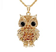 Women's Fashion Wild Owl Necklace
