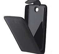Защитный вертикальный чехол из искусственной кожи, для HTC Desire 310