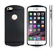 """2-in-1 TPU Rubber & Plastic Protective Case for 5.5"""" iPhone 6 Plus(Assorted Colors)"""