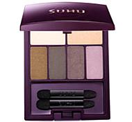 6 Paleta de Sombras de Ojos Seco Paleta de sombra de ojos Polvo Normal