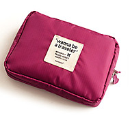 Large Capacity Korean Lovely Girl Cosmetic Bag