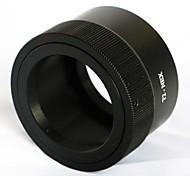 montar parafuso t2 lente para Sony NEX-5 NEX5 5 NEX-3 NEX3 adaptador 3