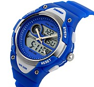 Children's Japanese Quartz Analog-Digital Sports Watch