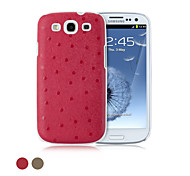 GGMM® Glamour Plus-S Genuine Leather Cover Protective Case for Samsung Galaxy SIII(Assorted Colors)