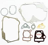 universal 4 tempos motor de moto 70cc horizontal pit sujeira set Junta completa