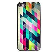 Diamond Design Aluminium Hard Case for iPhone 5/5S