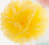 20cm Diameter Paper Flower Ball,5pcs/bag