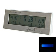 GEMlead GL618 High Precision Multi-function Electronic Hygrometer and Thermometer (3*1.5V AAA)