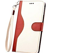 PU Leather Soft Full Body Case with Stand Cover for Samsung Galaxy Note 4/N9100 (Assorted Color)