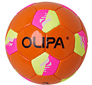 OLIPA Standard 3# Orange PU Game and Training Football