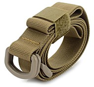 EDCGEAR High Intensity Nylon Backpack Accessory Tying Band with D Type Buckle -Sand Color
