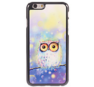 Dream the Owl Design Aluminium Hard Case for iPhone 6