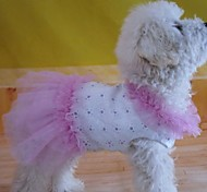 Pet  Princess Dress  for Pets Dogs(Assorted Sizes)