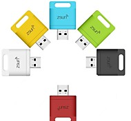 Zsun USB Wifi Wireless MicroSDHC Memory Card Reader for Android IOS and Window