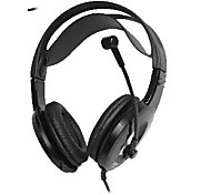KOMC 8900 USB Wired Stereo Headphone with Mic for Music