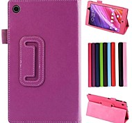 "Asus MeMO Pad 7(ME572CL) Tablet Case Cases With Stand/Full Body Cases 7"" for Asus Solid Colors (Assorted Color)"
