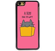 A Box Design Aluminum Hard Case for iPhone 5C