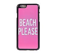Playa favor diseñar la caja de aluminio para el iphone 6 más