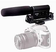 DEBO YS-8 Recording MIC Microphone for Nikon Canon Camera Camcorder Dslr