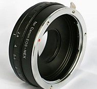 Adjustable Aperture Canon EOS EF Lens to Sony NEX-3 NEX-5 NEX-7 E Mount Adapter