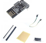 Upgraded 2.4GHz NRF24L01 Wireless Transceiver Module and Accessories for Arduino