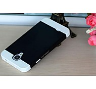 Samsung Handy - Samsung S4 I9500 - Rückseitige Hülle - Spezielles Design ( Multi-color , PU Leder/TPU )