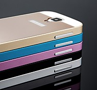 Shatterproof Metal Frame Aluminum Protective Case for Samsung S4 I9500 (Assorted Colors)