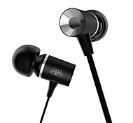Earbuds (In Ear) headphones Wired Earbuds (In Ear) With Microphone/Sports/Hi-Fi for Media Player/Tablet/Mobile Phone