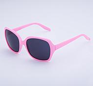 Anti-Reflective Square Plastic Fashion Sunglasses