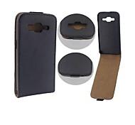 Samsung Handy - Samsung GALAXY CORE Prime - Hüllen (Full Body) - Einfarbig PU Leder )