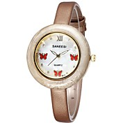 Women's Fashion Casual Colorful Japan Quartz Movement Watches(Assorted Colors)