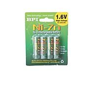 Batería - 2500 - mAh - Ni-MH - AA - 4.0 - pcs -