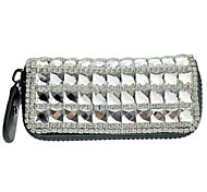 HONORV™ High Fashion with Artificial Crystal Car Key Bag