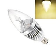 Ding Yao Lâmpada Vela E14 12 W 120 LM 2800-3500 K Branco Quente 5 LED de Alta Potência 1 pç AC 85-265 V