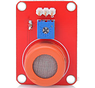 MQ3 Analog Alcohol Sensor Module for Arduino (Works with Official Arduino Boards)