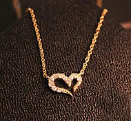 European Style Fashion Love Necklace