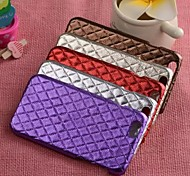 Luxury Rhombus Back Cover Case for iphone 6 (Assorted Colors)