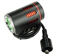 JEXREE ANGEL EYE Mode 800lumens Waterproof Rechargeable Front Lights with 4pcs 18650 Batteries