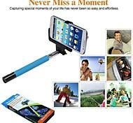 KJStar originale z07-5 estensibile palmare Bluetooth wireless Selfie bastone monopiede ricaricabile per Samsung S6 s4 9510