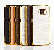 Ball pattern Case for Samsung Galaxy S6 edge(Assorted Colors)