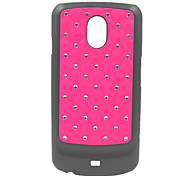 All Over The Sky Star Plastic Back Cover  for  Samsung Nexu I9250(Assorted Color)