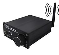 320w bluetooth, amplificador de potência sem fio digital com amplificador de alta potência do receptor de áudio digital sem fio
