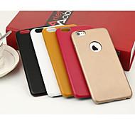 Funda Trasera/Otro - De Un Color/Diseño Especial/Innovador/Diseñada en China/Diseño Geométrico - para iPhone 6 (