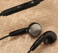 Mosidun M22 In Ear Wired Earphones with Microphone for Iphone/Iphone plus