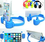BIG D Colorful Thumb Holds for iPhone 4/4S 5/5S/5C 6/6Plus(Assorted Color)