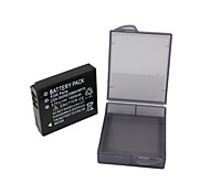1500mAh 3.7V CGA-S005E /BCC12  Camera Battery Pack for Panasonic  FZ1/F10B/FZ2/FZ3/FZ4/FZ5/FZ10/F220