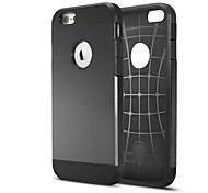 Design Especial/Novidade - iPhone 6 - Cobertura de Trás ( Cores Sortidas , Silicone )
