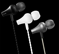 K1s HIFI Stereo 3.5mm Headphone Plug Fashion Metal Earphone the Ear Headphones Game for Samsung Assorted Color