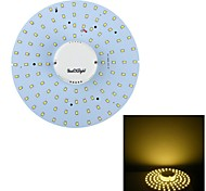 Luces de Techo Decorativa YouOKLight 18W 100 SMD 2835 1900 LM Blanco Cálido V 1 pieza