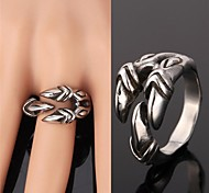 U7® Unique Design Animal Claw Trendy New Never Fade 316L Stainless Steel Band Rings Punk Ring for Men High Quality